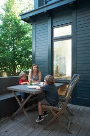 paint black forest green benjamin moore loft design project