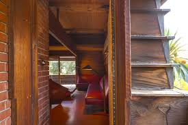 Modern Frank Lloyd Wright Style Homes Tour The Iconic George Sturges House Art Of Living By Sotheby U0027s