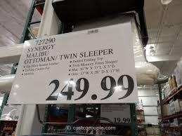 Ottoman Sleepers Synergy Malibu Sleeper Ottoman