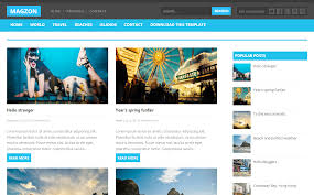 top 10 responsive blogger templates free download