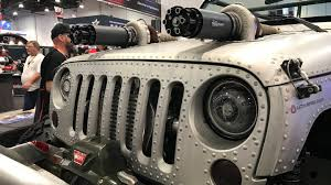 mash jeep here are the wildest and wackiest jeep wranglers of the 2017 sema