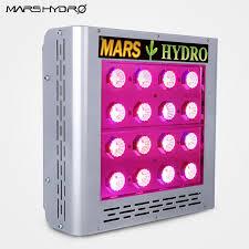 epistar led grow light mars proii epistar 80 led grow light full spectrum hydroponics for