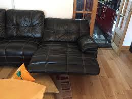 Scs Laminate Flooring Scs 8 Seater Leather Recline Sofa For Sale In Gorton Manchester