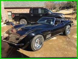 1969 corvette convertible 1969 chevrolet corvette 427 stingray used manual convertible for
