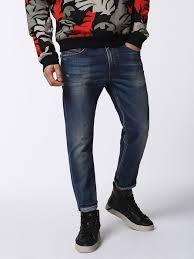 Burgundy Skinny Jeans Mens Mens Skinny Denim Diesel Online Store