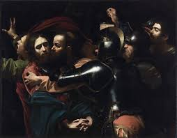 Image Of Christ by The Taking Of Christ By Michelangelo Merisi Da Caravaggio