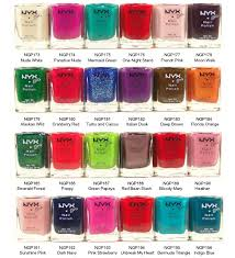 nyx girls nail polish ngp 145 moonwalk blushoff