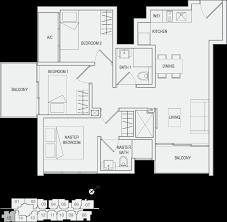 eon shenton floor plan residential b1