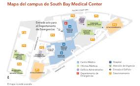 Harbor College Map South Bay Medical Center Kaiser Permanente