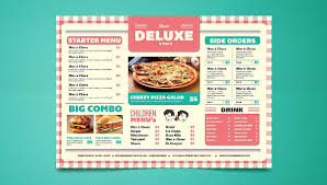 cafe menu template 27 free psd ai eps vector format download