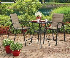 Big Lots Patio Sets by I Found A Black Wyndham Gate Pattern Garden Bench At Big Lots For