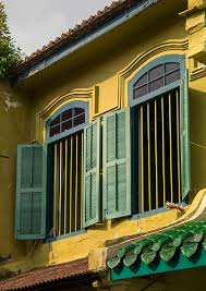 old colonial window malacca malaysia colonial malaysia and window