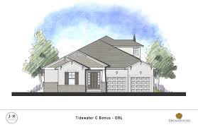 Tidewater w Bonus Dream Finders Homes