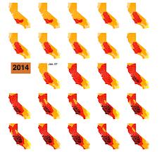 california map drought 08 13 2014 california drought infographic print magazine