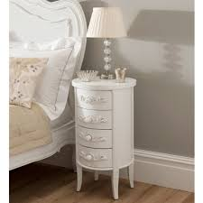 nightstand exquisite inch wide nightstand the painted table