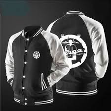 2017 baseball jacket college customs new free shipping classical
