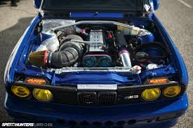 Bmw M3 Turbo - a big boost 2jz swapped m3 that does it all speedhunters