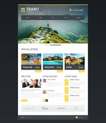 travel web images Travel agent template coles thecolossus co jpg