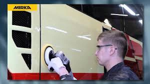 polishing of acrylic paint youtube