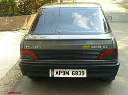 old peugeot van my pal peugeot 309 a french connection team bhp