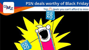 playstation black friday deals all the best south african playstation store black friday deals