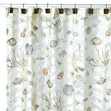 Seashell Curtains Bathroom Remarkable Seashell Curtains Bathroom Inspiration With Saturday