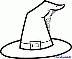 winter hat coloring pages halloween witch hat coloring pages u2013 festival collections