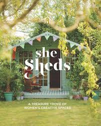 win a copy of the new coffee table book u0027she shed u0027 u2014 mornington