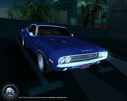 Dodge Challenger Mods - picture of dodge challenger rt hemi 1970 for gta san andreas
