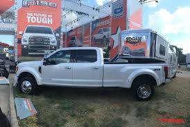 Ford F450 2015 2017 Ford Super Duty F450 Platinum Gooseneck The Fast Lane Truck