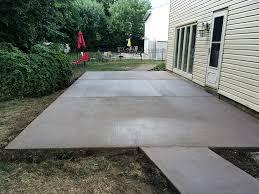 nj concrete work u0027s services slabs driveways patios repair