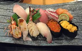 the sushi in japan cooler kitchen