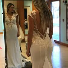 aisha s bridal berta bridal aisha size 4 wedding dress oncewed