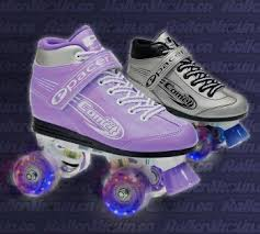 roller skates with flashing lights roller skates derby outdoor skating kids pro beginner
