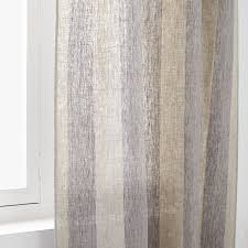 Striped Linen Curtains Curtains Zara Home New Collection