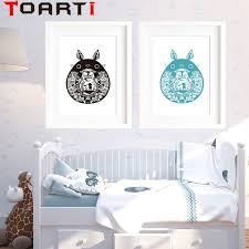 Totoro Home Decor by Online Buy Wholesale Painting Miyazaki From China Painting