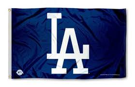 angeles dodgers bar home decor flag logo 3 u0027 x 5 u0027