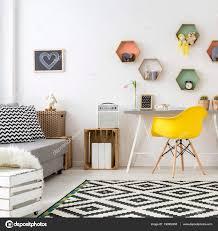teenage room in scandinavian style u2014 stock photo photographee eu