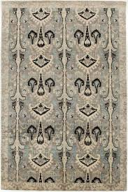 Black And Beige Rug Ikat Rugs Ikat Area Rug Ikat From 1470 At Rugknots Com
