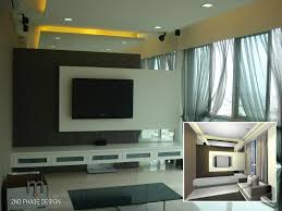 enchanting feature wall designs living room in accent wall color