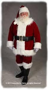 santa costume best 25 santa suits ideas on christmas door hangers