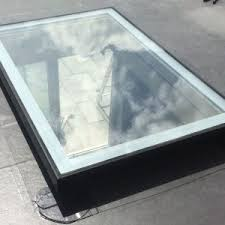 flat glass rooflights for flat roofs rooflights glazing uk ltd