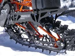 jeep snow tracks timbersled snowbike conversion u2013 damnl
