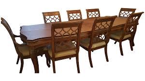 Drexel Heritage Talavera Dining Set Chairish - Drexel heritage dining room