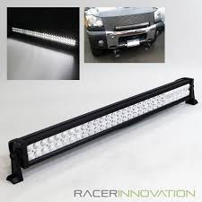 roof rack emergency light bar 180w 31 5 60 roof rack grille bull bar bumper led off road spot