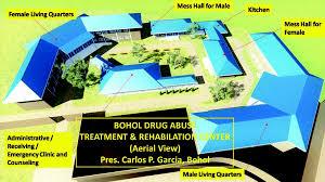 drug rehabilitation center floor plan drug rehab mulled the bohol chronicle latest news from