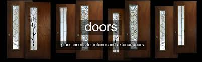 wood doors with glass inserts front entry doors glass inserts u2022 kuhl doors llc
