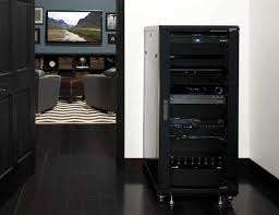 home theater equipment sanus cfr2127 component series av racks racks products sanus