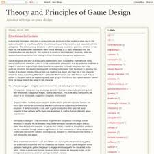 game design theory game design theory game play experience pearltrees