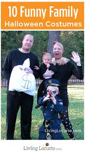 10 family themed costumes